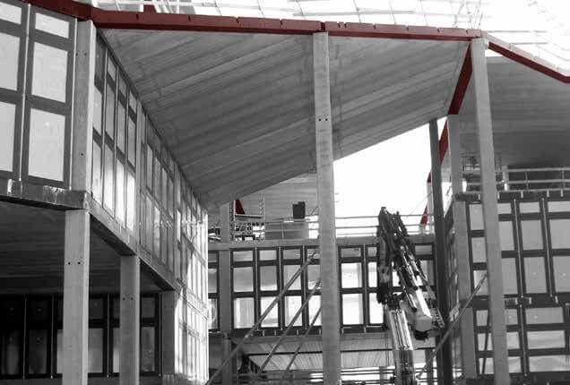 """Der wirtschaftliche GSY-Träger im """"Einsatz"""" - Bürogebäude"""